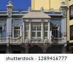 casino militar. revival... | Shutterstock . vector #1289416777