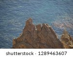 corners of the coast of  cabo... | Shutterstock . vector #1289463607