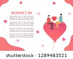 vector illustration on the... | Shutterstock .eps vector #1289483521