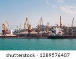 odessa  ukraine  07.22.2017 ... | Shutterstock . vector #1289576407