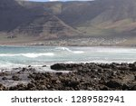 view of the coast near the... | Shutterstock . vector #1289582941