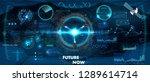 spaceship control panel...