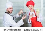 culinary surprise concept....   Shutterstock . vector #1289636374