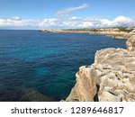 this is the coast and the... | Shutterstock . vector #1289646817