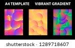 vector eps 10 illustration...   Shutterstock .eps vector #1289718607