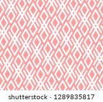 abstract geometric pattern. a... | Shutterstock . vector #1289835817