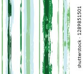 vector hand drawn paint stripe... | Shutterstock .eps vector #1289851501