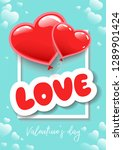 Poster For Valentine\'s Day Or...