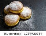 Berliner Doughnuts European...