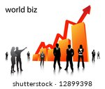 business people | Shutterstock .eps vector #12899398