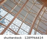 detail of modern architecture... | Shutterstock . vector #1289966614