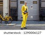 milan  italy   september 21 ... | Shutterstock . vector #1290006127