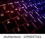 Low Profile Backlit Keyboard....