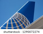 dulles  virginia  usa   june ... | Shutterstock . vector #1290072274