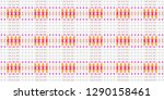 colorful seamless pattern for... | Shutterstock . vector #1290158461