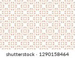 colorful seamless pattern for... | Shutterstock . vector #1290158464