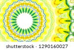 colorful abstract pattern for... | Shutterstock . vector #1290160027