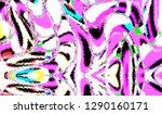 colorful abstract pattern for... | Shutterstock . vector #1290160171