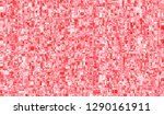 colorful chaotic pattern for... | Shutterstock . vector #1290161911