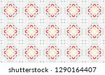 colorful seamless pattern for... | Shutterstock . vector #1290164407