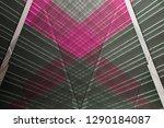 double exposure photo of... | Shutterstock . vector #1290184087