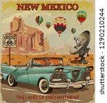 Vintage New Mexico Road Trip...
