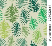 seamless. the leaves and... | Shutterstock .eps vector #129022664