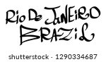 graffiti tags inscription... | Shutterstock .eps vector #1290334687