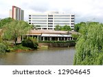 a nice office complex and... | Shutterstock . vector #12904645