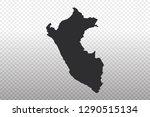 peru map   world map...   Shutterstock .eps vector #1290515134