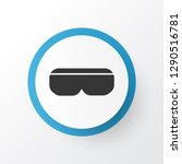 vr spectacles icon symbol.... | Shutterstock .eps vector #1290516781
