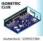 isometric artwork concept of a...
