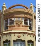 revival windows. city of... | Shutterstock . vector #1290528547
