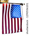 american flag background color... | Shutterstock . vector #1290536101