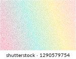 stipple background texture  ... | Shutterstock .eps vector #1290579754