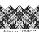 abstract geometric pattern with ... | Shutterstock .eps vector #1290600187
