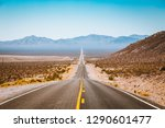 classic panorama view of an... | Shutterstock . vector #1290601477
