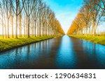 beautiful panoramic view of...   Shutterstock . vector #1290634831