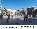 valencia spain   september 11... | Shutterstock . vector #1290725317