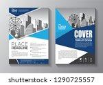 business abstract vector... | Shutterstock .eps vector #1290725557