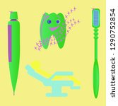 health people dental medical... | Shutterstock . vector #1290752854