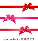 elegant seamless pattern with... | Shutterstock .eps vector #129082271