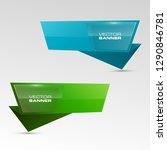 vector graphic design banner... | Shutterstock .eps vector #1290846781