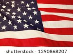 usa national flag   Shutterstock . vector #1290868207