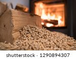 Wood Stove Heating With In...