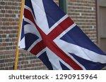 british flag waving   Shutterstock . vector #1290915964