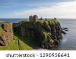 the amazing dunnottar castle in ... | Shutterstock . vector #1290938641