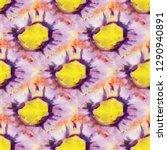 seamless tie dye pattern of... | Shutterstock . vector #1290940891