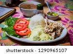 restaurant food from minas... | Shutterstock . vector #1290965107
