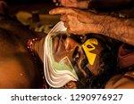 kochi  india   december 7  ...   Shutterstock . vector #1290976927